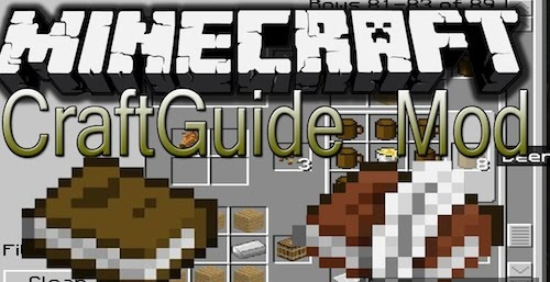 minecraft mod crafting guide 1.7.10