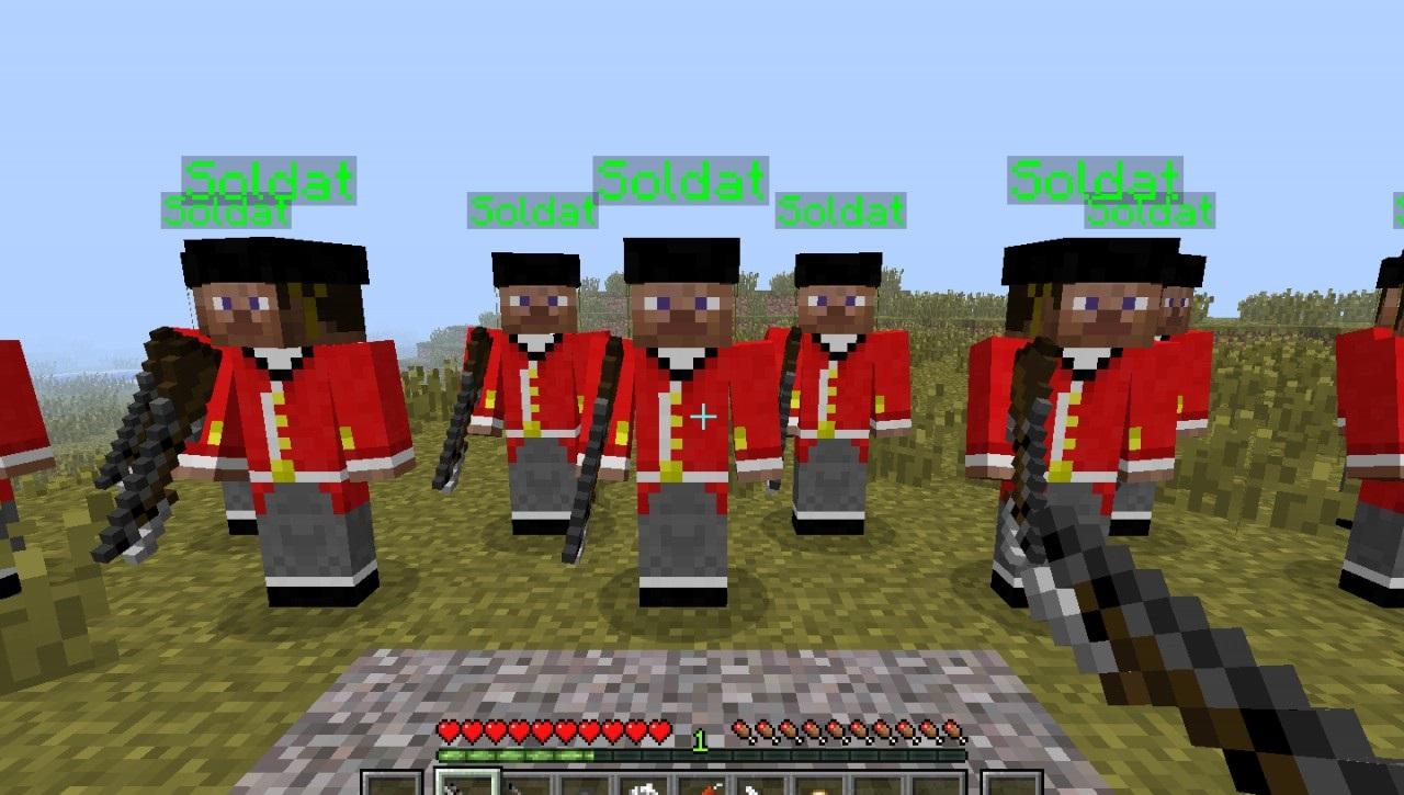Custom NPCs [1 8 9] [1 7 10] / Minecraft Mods / Minecraft