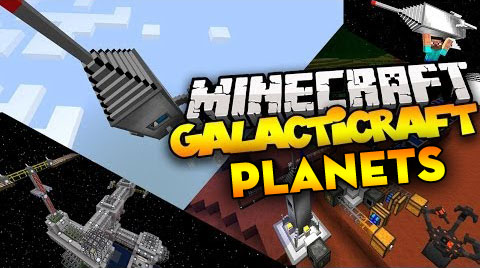 galactique craft minecraft