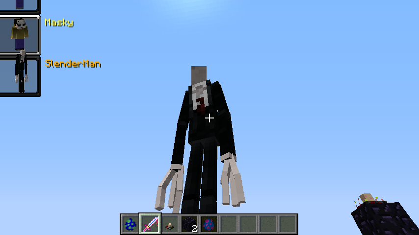 Morphing mod 1. 7. 10 (morph into any mob ever) download minecraft.