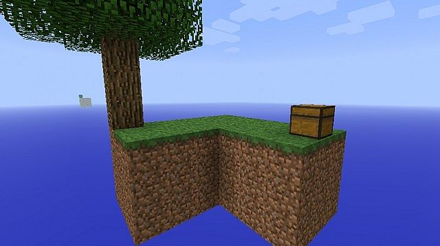 SkyBlock Map 1 9 4 1 9 1 8 9 / Minecraft Maps / Minecraft