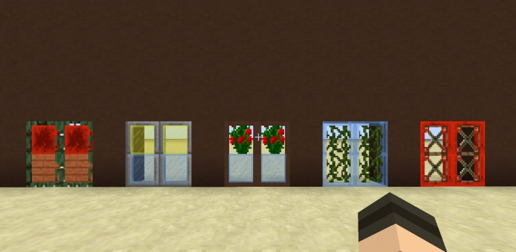Doors o' plenty mod 1. 7. 10 9minecraft. Net.