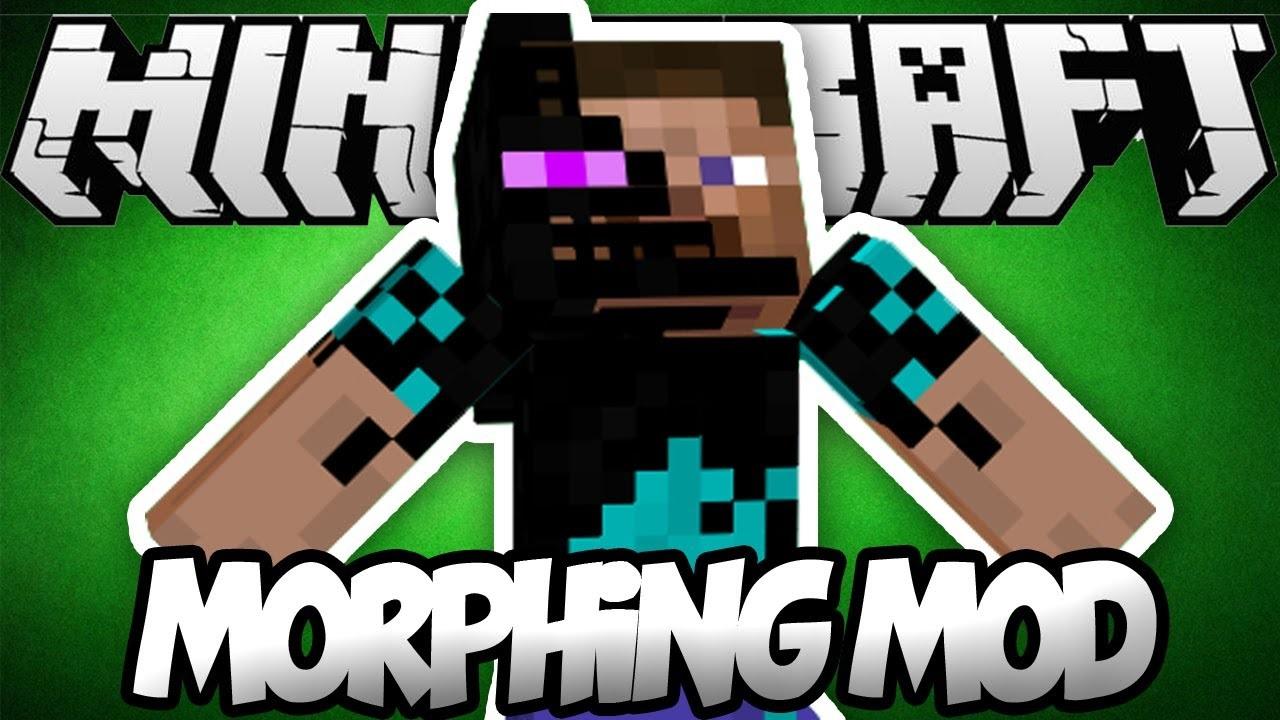 Скачать morph mod для minecraft 0. 11. 0.
