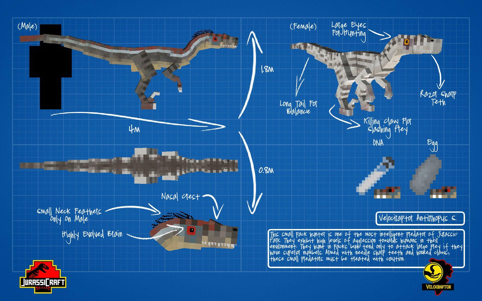 Jurassic Craft  Download