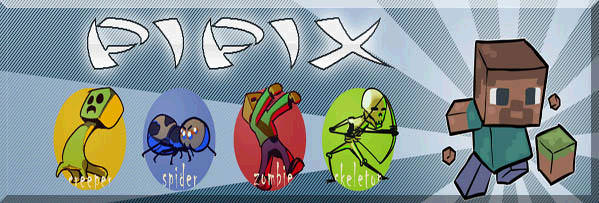 pipix minecraft