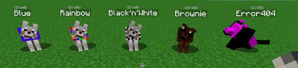 Doggy talents mod 1. 12. 2/1. 11. 2 (pet doggy training) 9minecraft. Net.