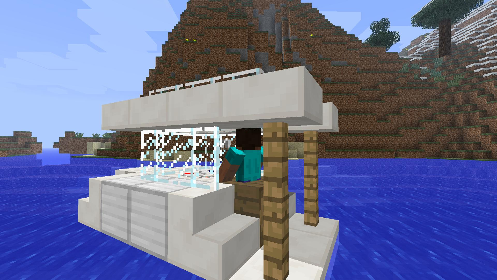 Live like a pirate with this mod (1. 6. 4) mods for minecraft.