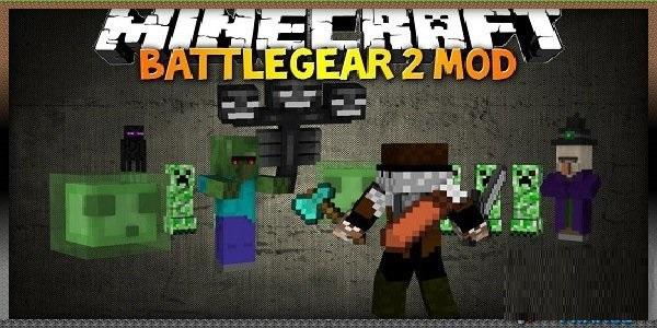 Mine Blade Battlegear 2 Mod 1 7 10 Minecraft Mods Minecraft Inside Com