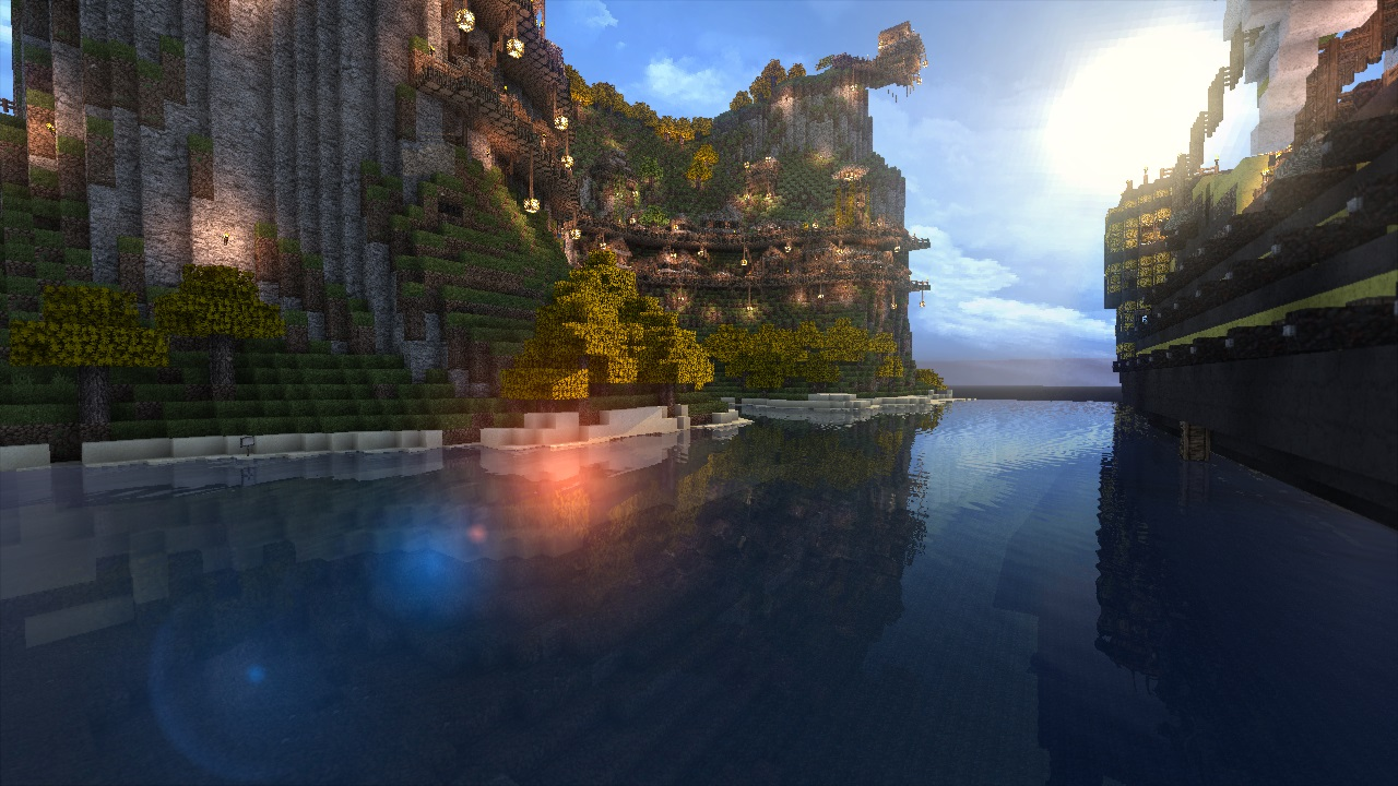 best minecraft shaders 1.7.10