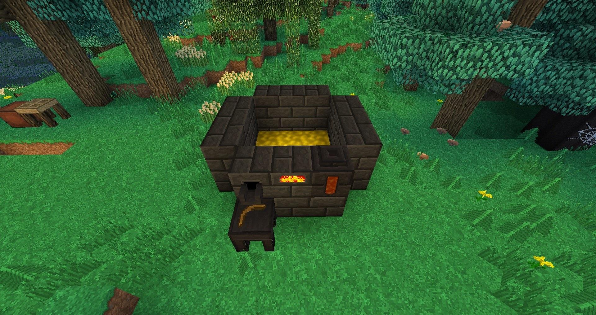 Мод tinkers construct для minecraft 1.8.8/1.7.10/1.7.2/1.6.4