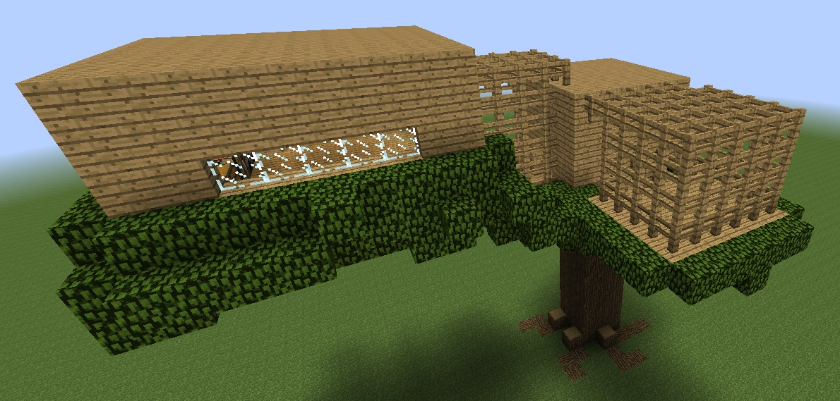 Insta House Mod 1 7 10 Minecraft Mods Minecraft Inside Com