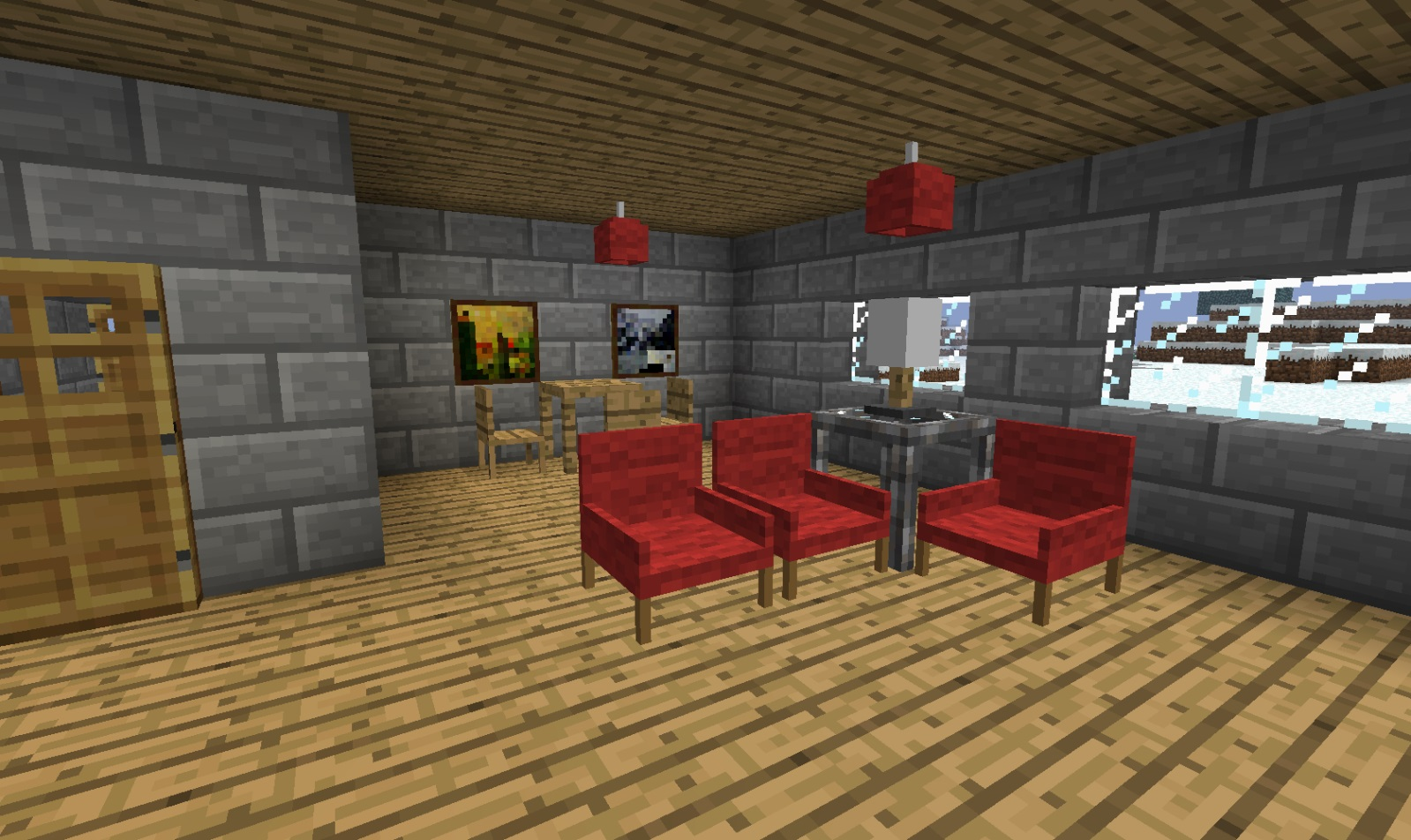 Jammy Furniture Reborn Mod 1710 Minecraft Mods