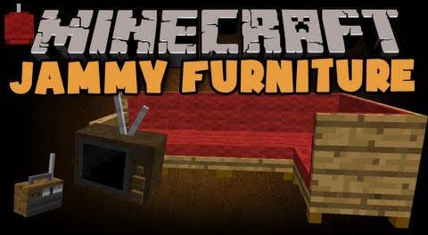 Jammy Furniture Reborn Mod 1 7 10 Minecraft Mods Minecraft