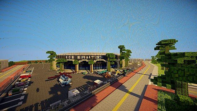 minecraft map 1.8 9 download
