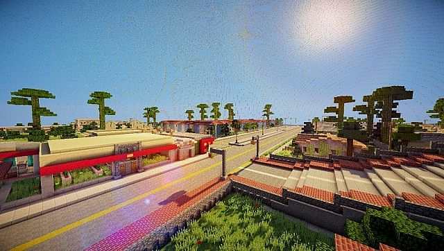 San Andreas Map Minecraft Maps - Maps fur minecraft 1 8 9