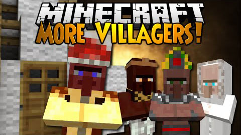 Diversity Mod / More Villagers