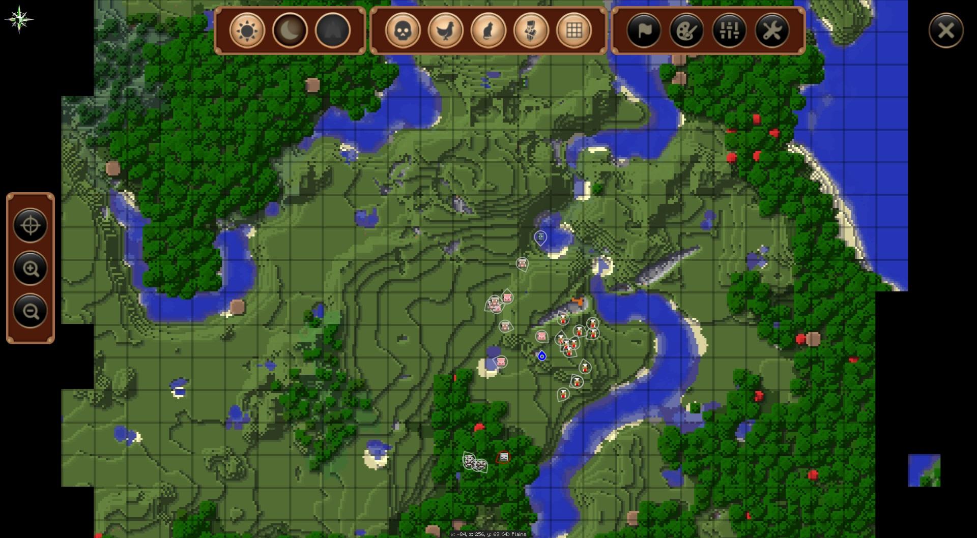 Journey Map Mod JourneyMap Mod [1.9] [1.8.9] [1.8] [1.7.10] / Minecraft Mods