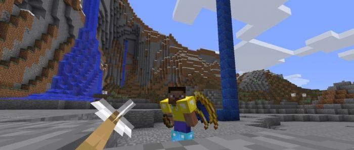 скачать mods for minecraft pe шестирёнка #5